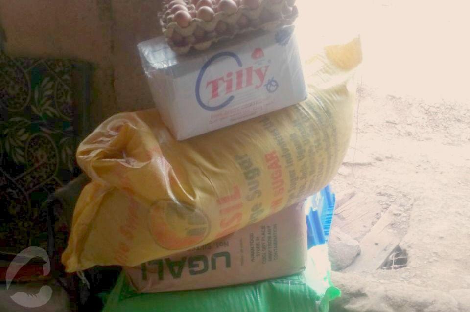 Food Aid Provision May 2015