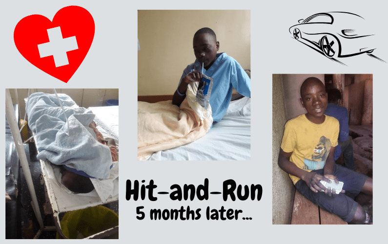 Hit-and-Run: The full story of Geoffrey's medical care
