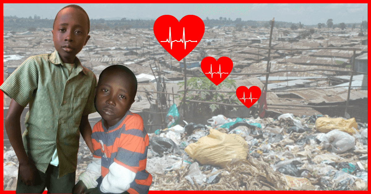 Current appeal to construct a new residential building in Kibera