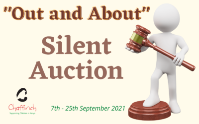 Silent Auction: Out and About